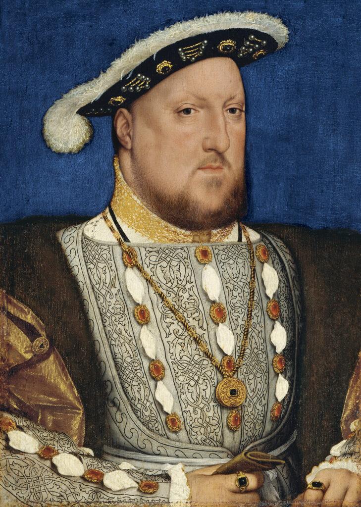 Holben, Enrique VIII